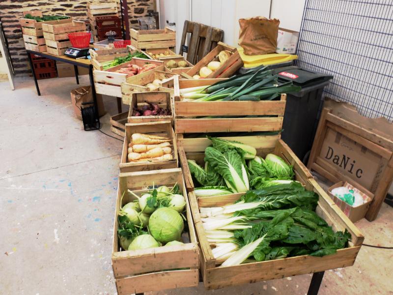 Légumes ETRE'S
